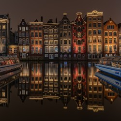 Mirrors in Amsterdam