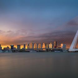 Thunderstorm at Rotterdam