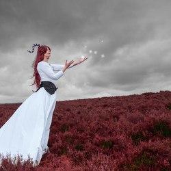 sparkling on the heath
