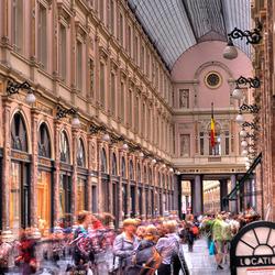 Sint Hubertus galerij Brussel
