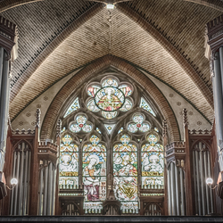 Orgel Jozef Kathedraal