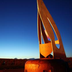 Monument D-Day, Ouistreham, Sword Beach