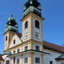 Bedevaartkerk Passau Duitsland