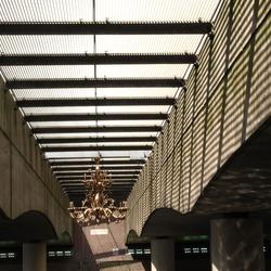 onder een brug in Amersfoort
