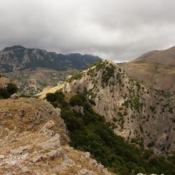 Sicilië - Klif
