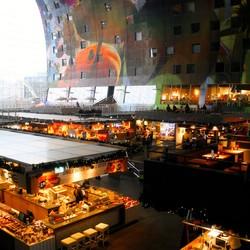 Indoor Markt in Rotterdam