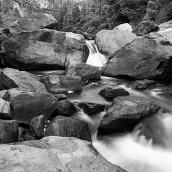 Merced River - Yosemite N.P.