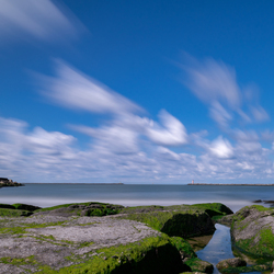 long exposure pieren