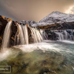 Fairy pools, Schotland