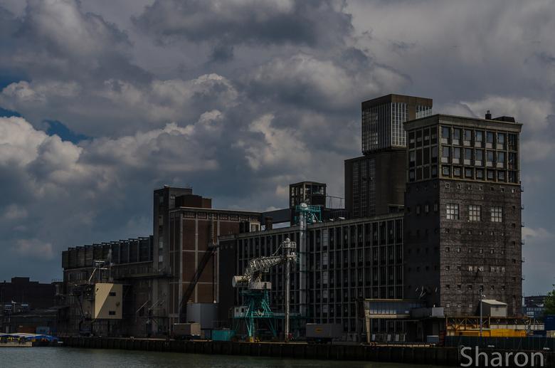 industrie - In Rotterdam