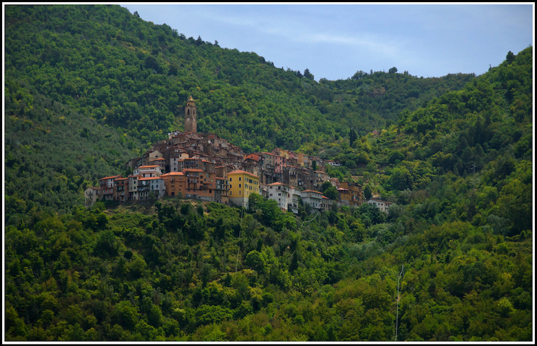 Castel Vittorio, Italy