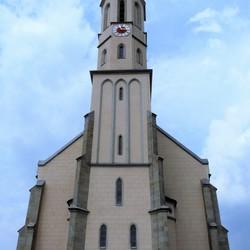 P1450660  Beierse Woud nr22 Kerk in Freyung 23juni 2017