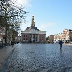 Korenbeurs Groningen.