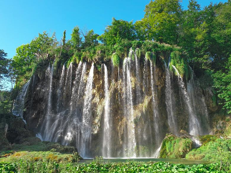 Waterval - Plitvice kroatie