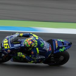 10e zege voor Valentino Rossi
