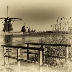 Old Kinderdijk