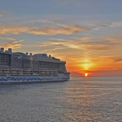 Voor degenen die van een cruiseschip houden