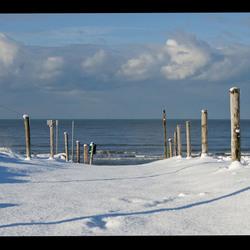 winter aan het strand 2