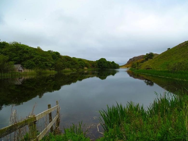 Prachtige natuur in Scotland -