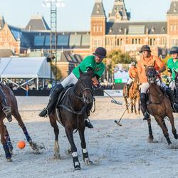 Museumplein Polo Amsterdam 2018