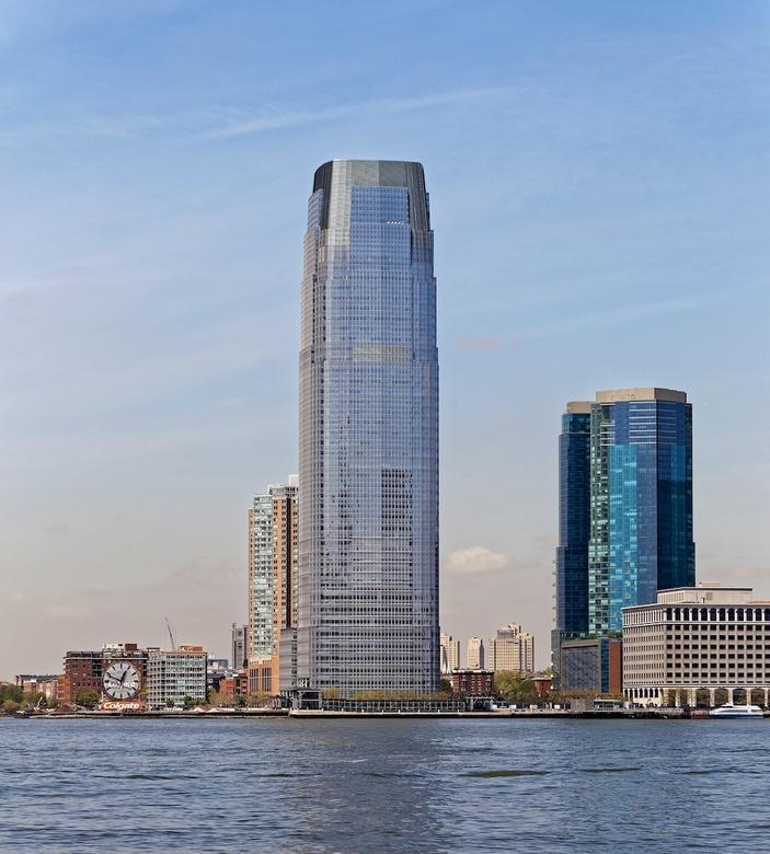 New Jersey 2 - New Jersey, met de Colgate klok