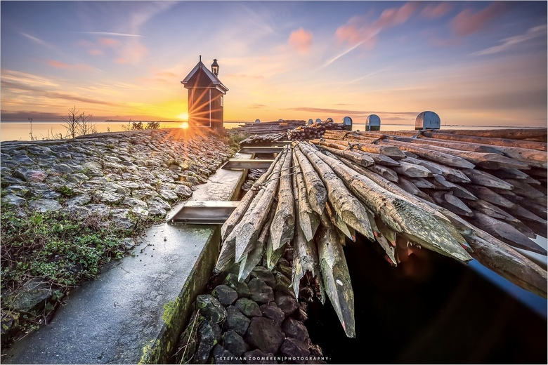 Haveningang Volendam