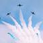 Saudi Hawks at Sanicole airshow