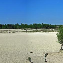 Duinen landschap 02
