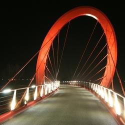 geen brug te ver