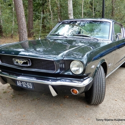 Ford Mustang 2+2
