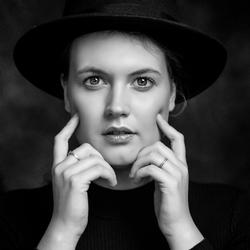 Portret van Roos