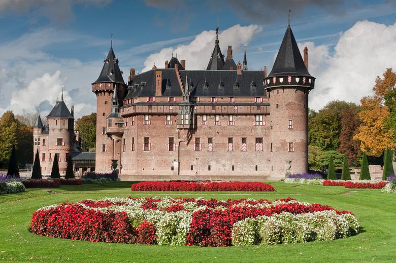 De Haar Castle - Vandaag kwam ik onverwachts langs Kasteel De Haar. Een kasteel dat ik nog niet eerder had bezocht. Een goede reden dus om eens een ki