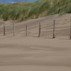 Het strand van Noordwijkerhout