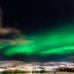 Noorderlicht Kvaloya