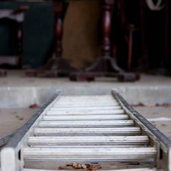 Aluminium trap