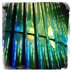 Barcelona: Sagrada Familia orgel