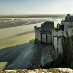 Baai van de Mont Saint Michel (zuid-west)