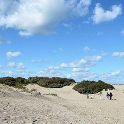 struinen door de duinen