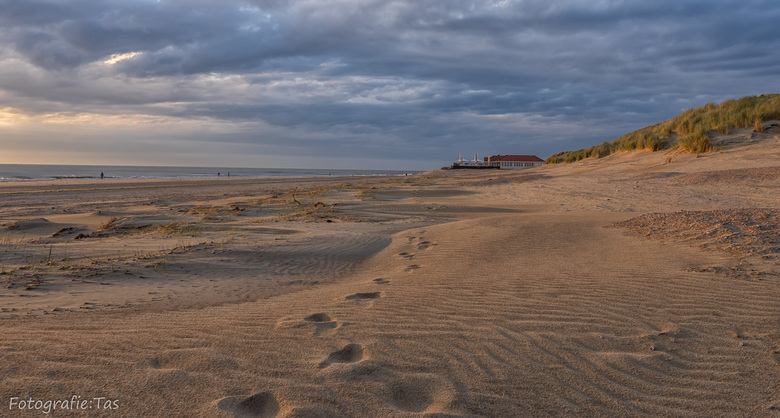 Footprints.....mooi Ameland.