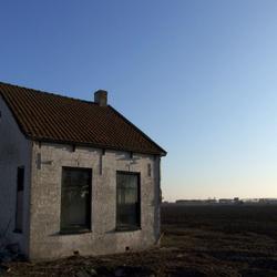Huis in de Zeeuwse polder