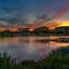 Epic sky.... geweldige zonsondergang