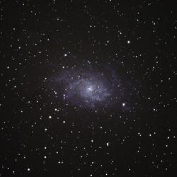 M33 - Driehoeknevel