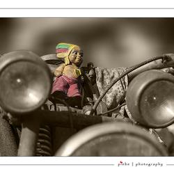 Indian motorfiets