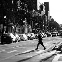 Boston crossing