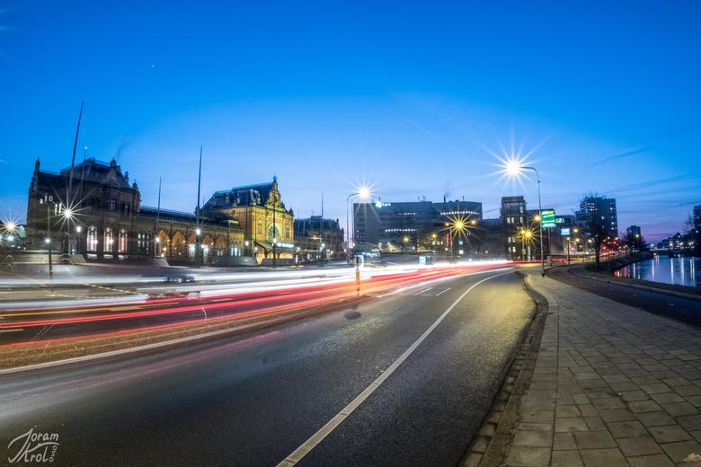 Crosstown Traffic -