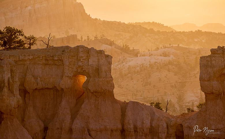 Bryce Canyon - Als landschapsfotograaf moet je altijd vroeg op, vandaar dat ik straatfotografie doe. Maar...dit is toch ook wel heel leuk om te doen e