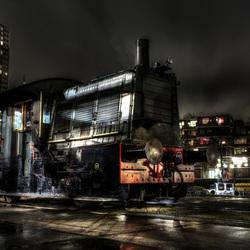 Loco in Rotterdam