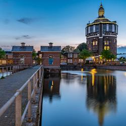 De Watertoren, de Esch Rotterdam