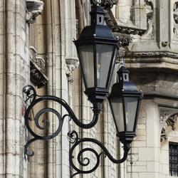 lampen stadhuis