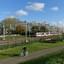 P1090661  Maassluis  Metro  aankomst  station  Steendijkpolder 8 nov 2019